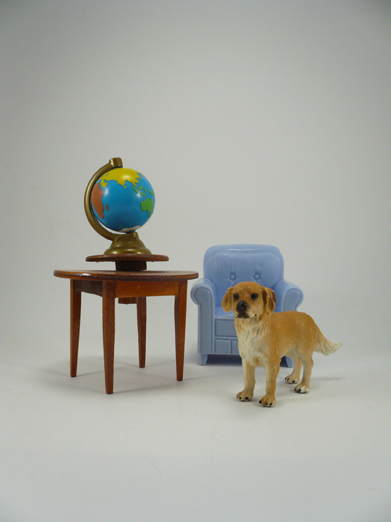 dog-globe-and-chair